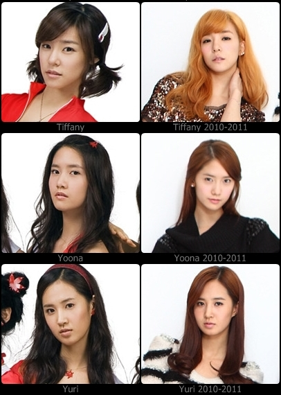 Girls Generation « it's Written Larh!